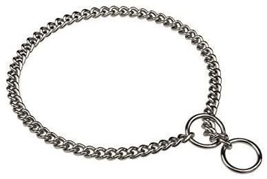 Chain Collar Round Links