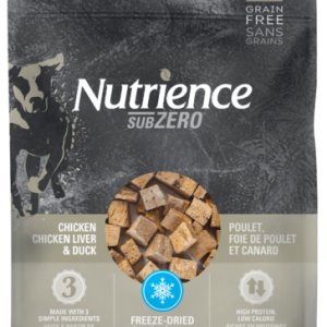 Freeze-Dried Chicken, Chicken Liver & Duck Dog Treats