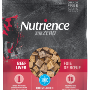 Freeze Dried Beef Liver Dog Treats