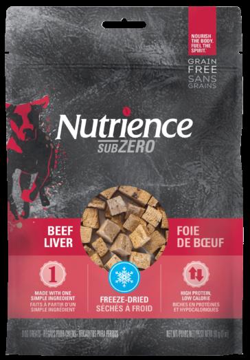 Freeze Dried Beef Liver Dog Treats