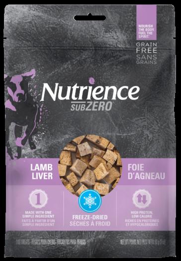 Freeze Dried Lamb Liver Dog Treats